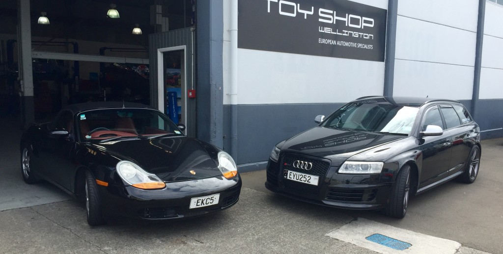 Toy-Shop-Wellington-Audi-Porsche-service-1