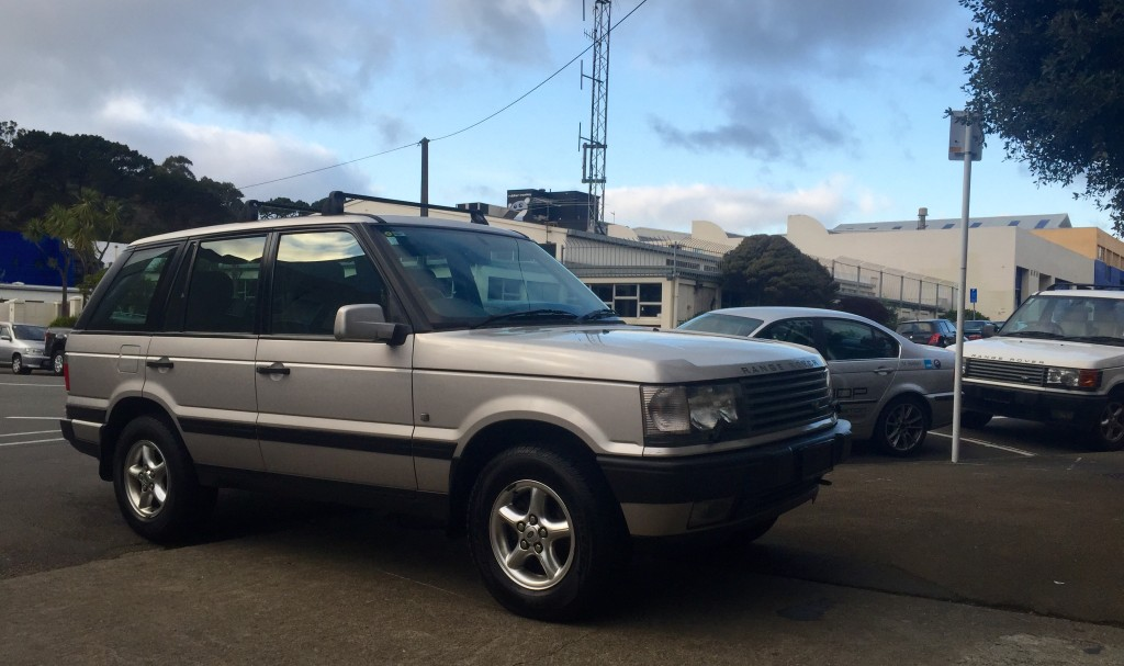 Toy-Shop-Wellington-P38-Service-Range-Rover