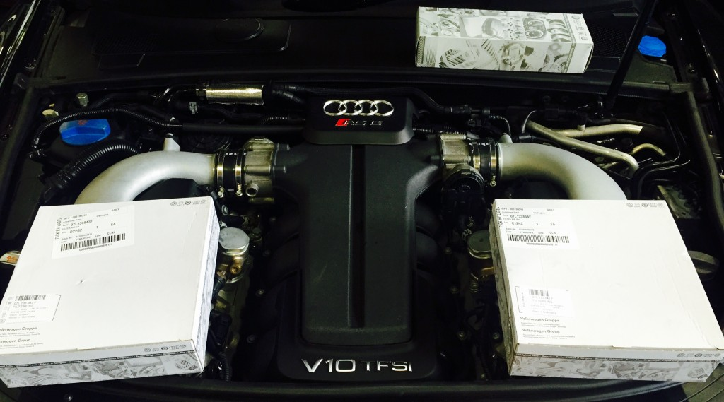 Toy-Shop-Wellington-RS6-Engine-Service-Liqui_Moly