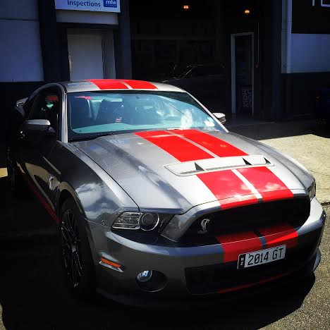 Toy-Shop-Wellington-Service-WOF-Shelby-Mustang-2