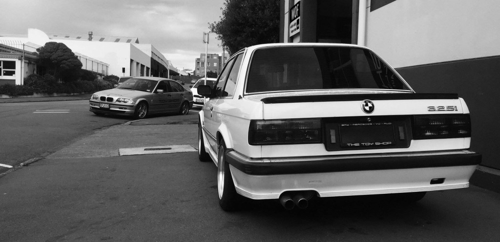 Toy-Shop-Wellington-BMW-E30-WOF-1