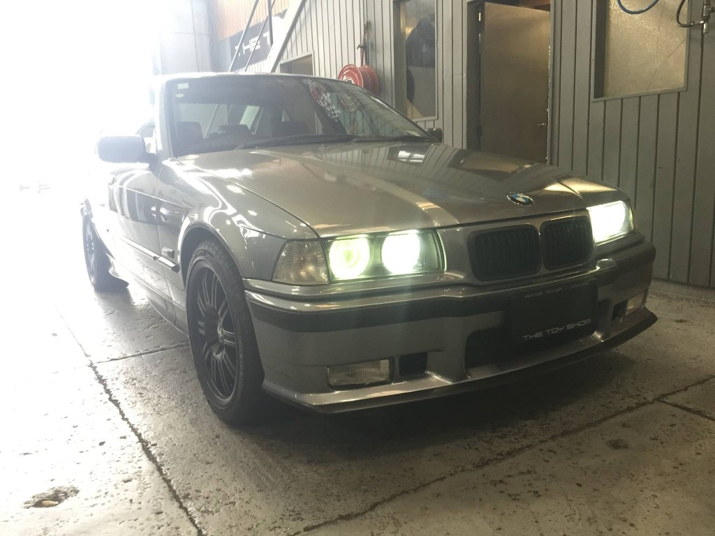 Toy-Shop-Wellington-BMW-E36-Serive-WOF-mint-1