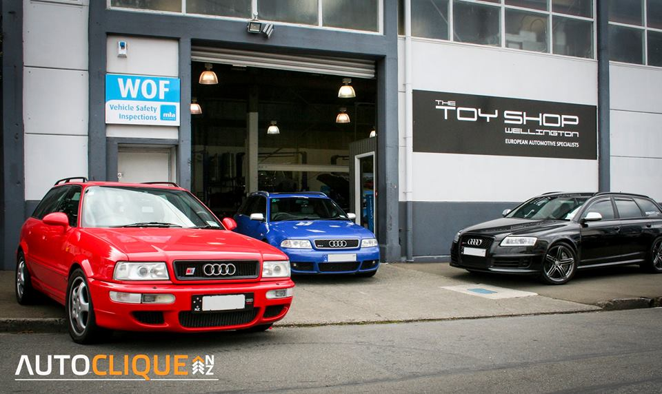 Toy-Shop-Wellington-RS2-RS4-RS6-Service-Audi