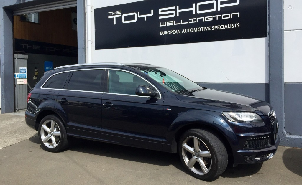 Toy-Shop-Wellington-Audi-Q7-AC-Repairs-4