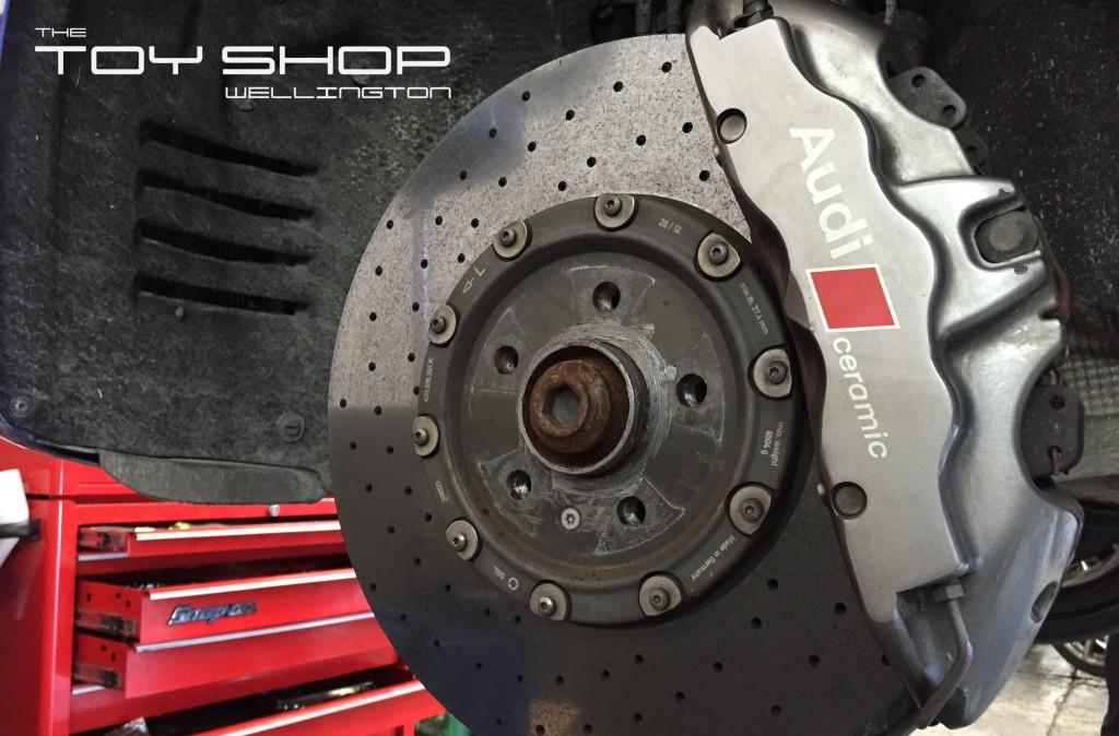 Toy-Shop-Wellington-Audi-service-big-brakes-carbon