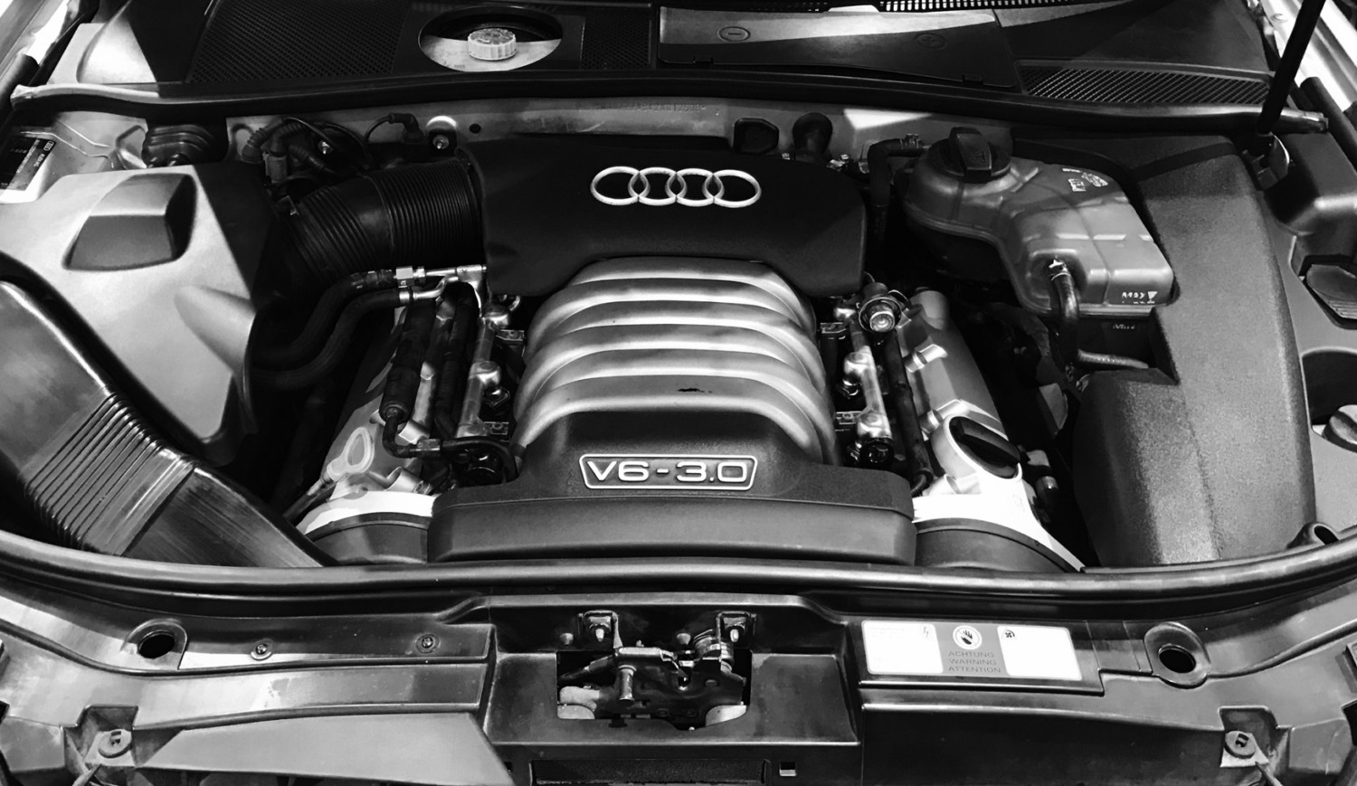 Audi A6 Engine Swap Wellington European